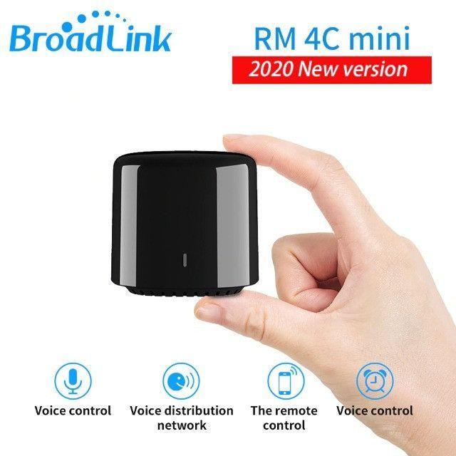 Controle Remoto Infra Vermelho Wifi RM4C Alexa Celular Google, até 12x no cartão - Foto 5