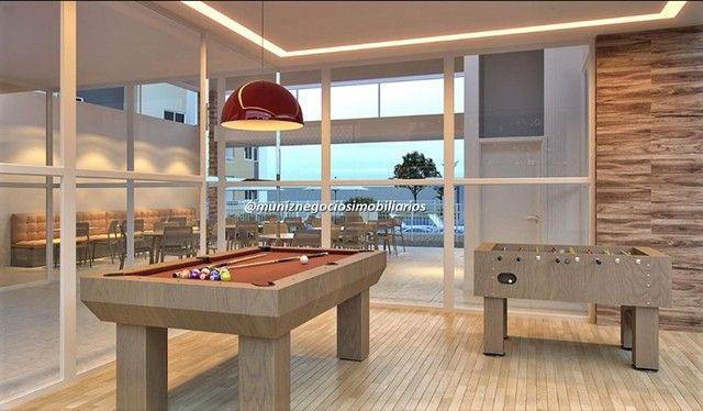 4S O Residencial Unique Living Club tem uniades de 3/2 quartos com suíte Candeias - Foto 16