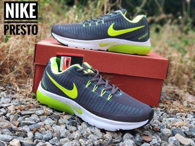 Tenis (Leia a Descrição) Nike Presto New Cores Novo - Foto 4