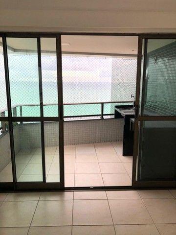 Ak.Apartamento Vista para o Mar do Pina,152M²,3 Suítes,Móveis Fixos. - Foto 4
