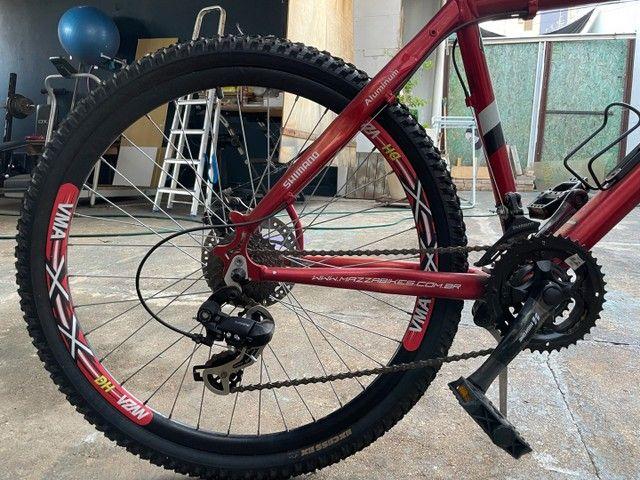Bicicleta Mazza New Times aro 26 - Foto 2