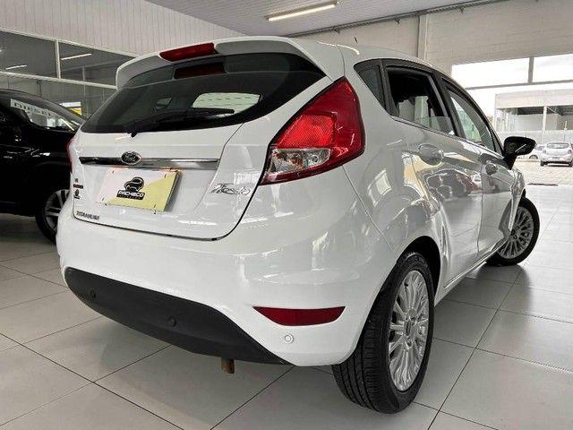 Ford New Fiesta Hatch 1.6 TITANIUM POWERSHIFT - Foto 3