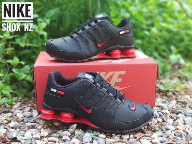 Tenis (Leia a Descrição) Nike Shox Várias Cores Novo - Foto 3