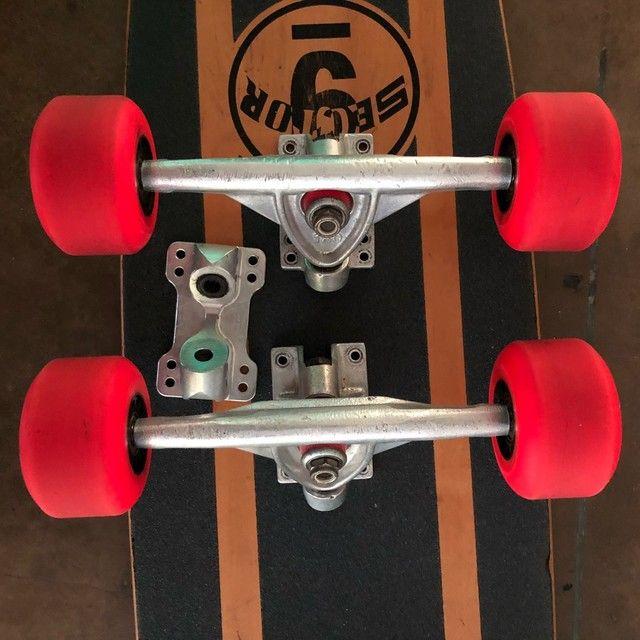 SKATE longboard SECTOR 9 - Foto 3