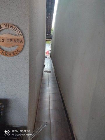 vso linda casa de alvenaria 3 qtos, toda murada, otimo preço R$ 160,000,00 - Foto 14