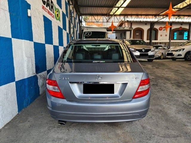 "Mercedes C180 Classic 1.8 Turbo Automático - 2011 "" Impecável ""  - Foto 4"