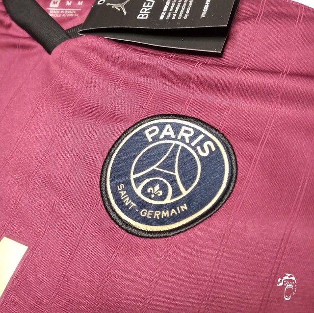 Camisa do Paris Saint-Germain - Foto 2