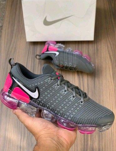 Tenis (Leia a Descrição) Nike Vappor Várias Cores Novo - Foto 4