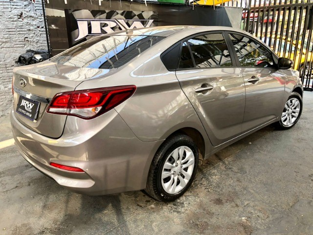 Hyundai Hb20s Comfort Plus 1.0 Manual Flex 2019 Impecável !!! Pneus novos !! - Foto 6