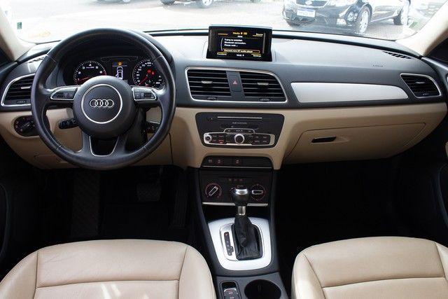 Audi Q3 1.4 TFSI Attraction S Tronic (Flex) - Foto 6