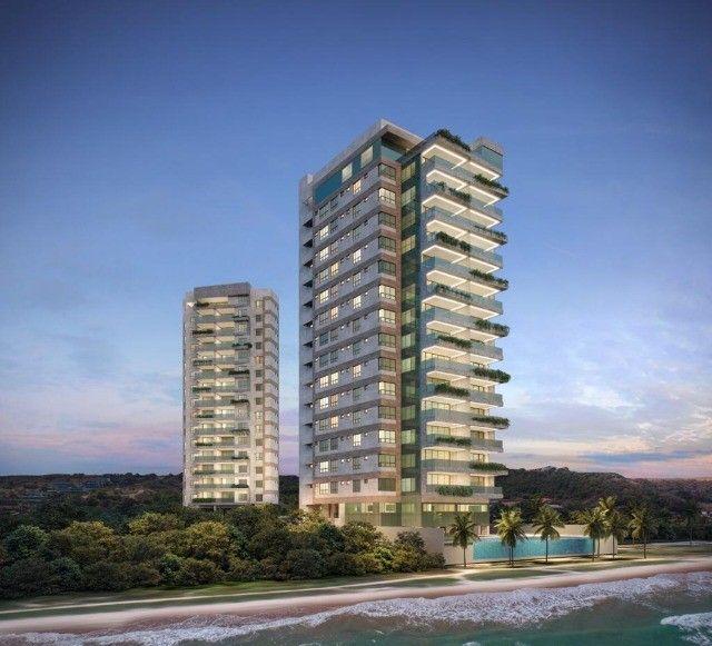 Apartamento para venda Beira Mar com 4 suítes em Jacarecica - Maceió - AL - Foto 14