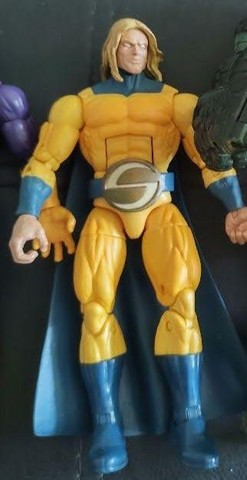 Vendo lote de 5 Bonecos Marvel Legends e Toybiz - Foto 4
