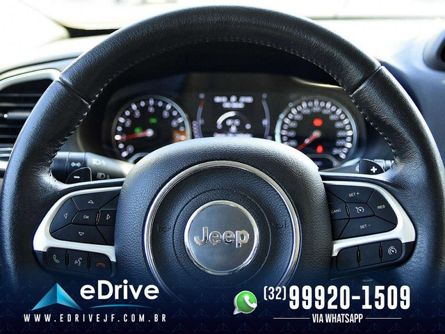 Jeep Renegade Longitude 1.8 Flex Aut. - IPVA 21 Pago - 1 Ano de Garantia - Financio - 2019 - Foto 16