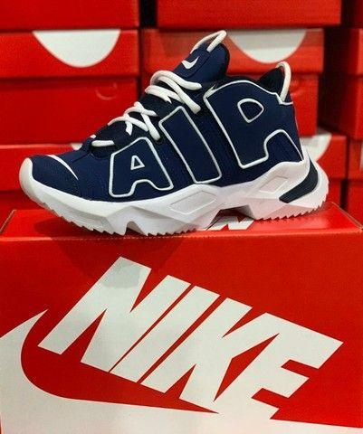 Tenis (Leia a Descrição) Nike Air Big Várias Cores Novo - Foto 3