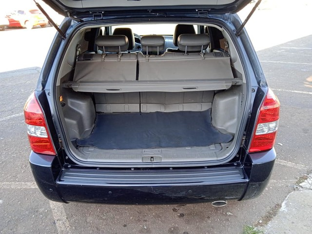 Hyundai TUCSON 2.0 GLS FLEX 4P AUT - Foto 4