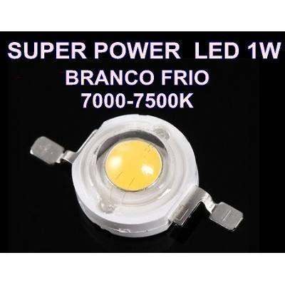 Chip Power Led 1w Branco