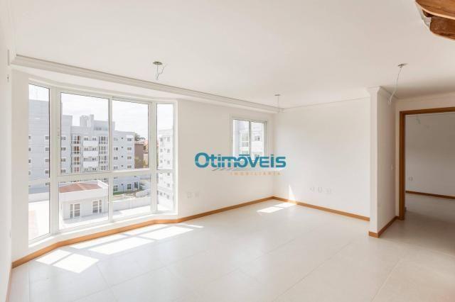 Cobertura com 3 dormitórios à venda, 101 m² - ecoville - curitiba/pr - Foto 5
