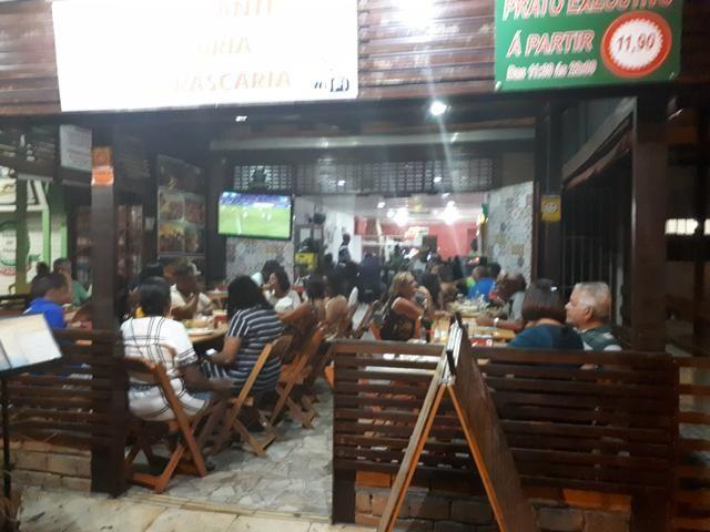 Passo Restaurante na Passarella do Carangejo