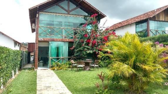 Casa mobiliada, com 4 quartos sendo 3 suítes, espaço gourmet particular -Agende sua visita