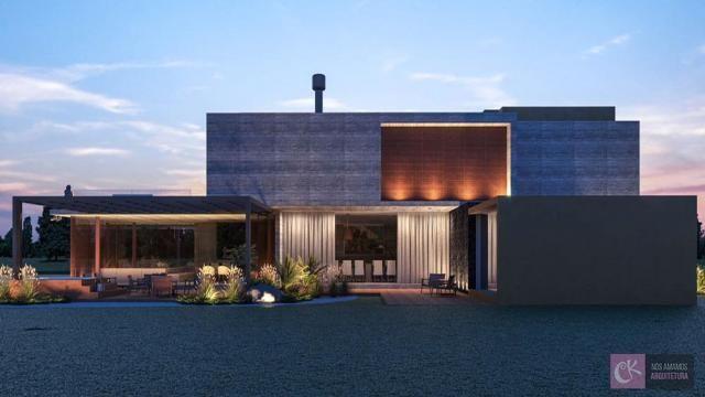 Casa com 5 dormitórios à venda, 1023 m² por r$ 13.544.000,00 - alphaville - gramado/rs - Foto 10