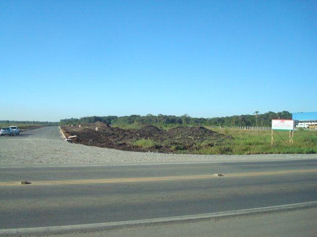 Área industrial de frente para a BR280 com 15000m² - Foto 11