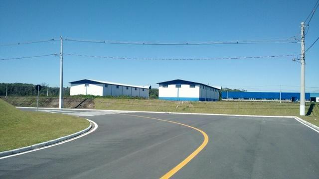 Terrenos industriais em Araquari parcelado direto com a loteadora - Foto 10