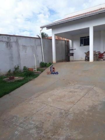 Excelente Casa em alvenaria à venda na Rua Rondônia no bairro Jardim dos Migrantes - Foto 2