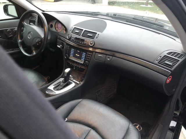Mercedes E320 2005 impecável - Foto 7