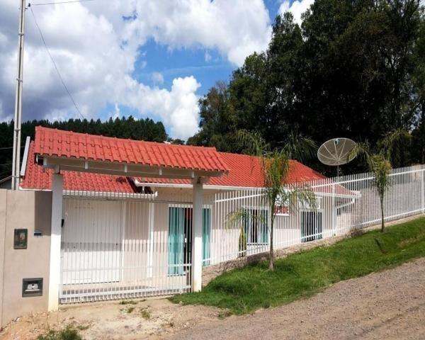 Casa à venda com 4 dormitórios em Quitandinha, Rio negrinho cod:CTQ - Foto 3