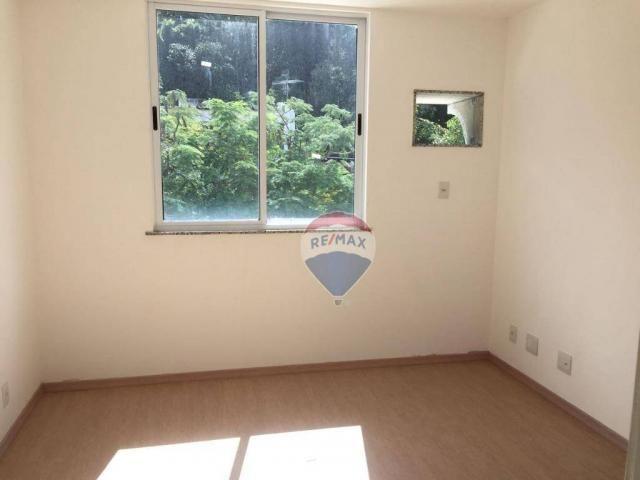 Apartamento com 4 dormitórios à venda, 180 m² por r$ 1.230.000,00 - jardim guanabara - rio - Foto 8