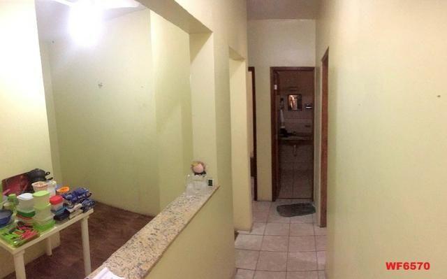 Casa na Aldeota, ponto comercial de esquina, 4 quartos, 2 vagas, próximo a Dom Luís - Foto 2