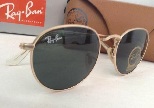 e350dcfc9 Óculos Ray Ban Round RB3447 Várias Cores Original Com Garantia de 1 ano