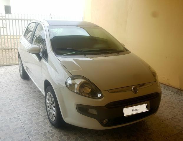 Fiat Punto 1.6 2014 completo