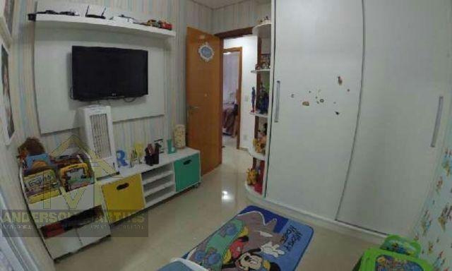 Apartamento à venda com 3 dormitórios em Enseada do suá, Vitória cod:6031 - Foto 12