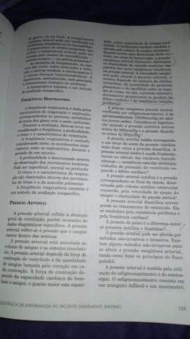 livro assistencia de enfermagem ao paciente gravemente enfermo