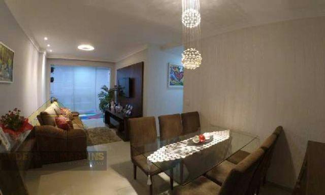 Apartamento à venda com 3 dormitórios em Enseada do suá, Vitória cod:6031 - Foto 10