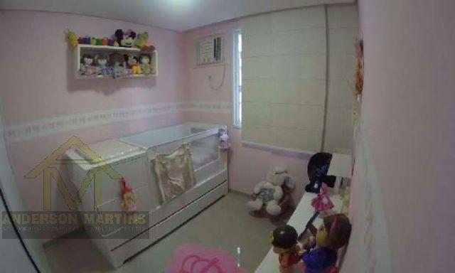 Apartamento à venda com 3 dormitórios em Enseada do suá, Vitória cod:6031 - Foto 6