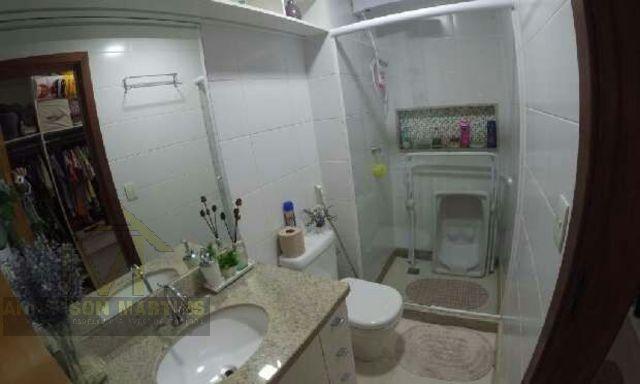 Apartamento à venda com 3 dormitórios em Enseada do suá, Vitória cod:6031 - Foto 11