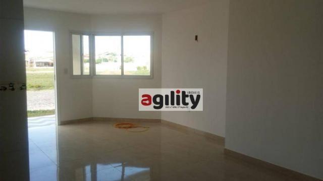Casa com 3 dormitórios para alugar, 95 m² por r$ 1.400/mês - liberdade - parnamirim/rn - Foto 6