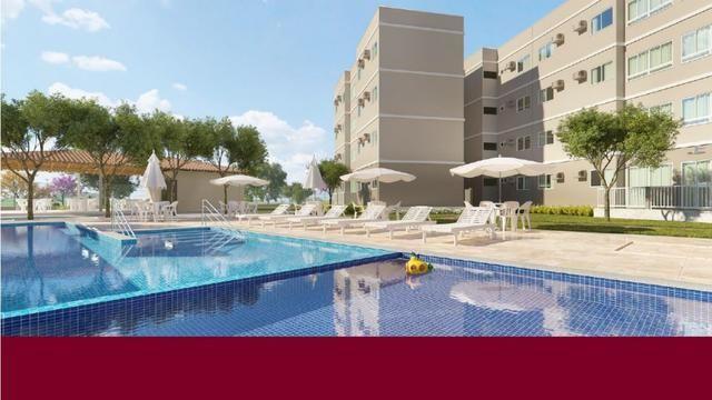 Apartamento com 3 quartos e suíte! ZERO de entrada em São Lourenço! Pertinho da UPA - Foto 2