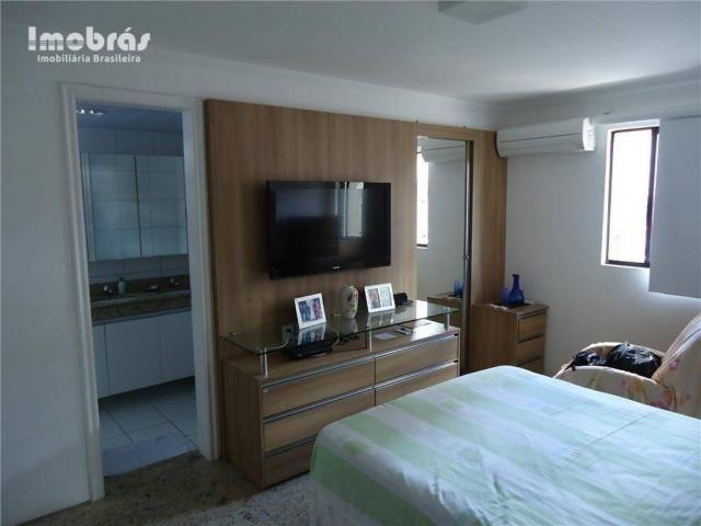 Apartamento  residencial à venda, Dionisio Torres, Fortaleza, Ed. Porte de Lyon. - Foto 20