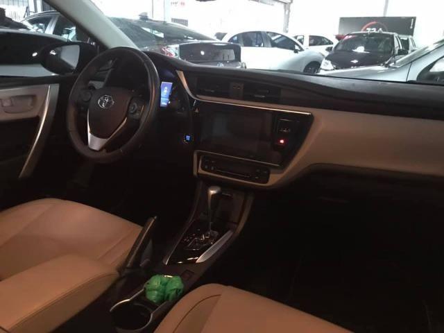 Toyota Corolla 27.000KM! XEi Automático - Modelo Novo - 2018 Só comigo via * - Foto 4