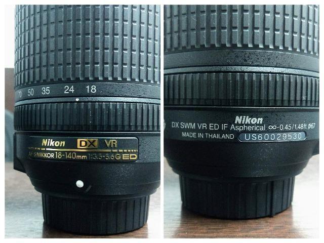 Kit Camera Nikon D5200, bolsa, 2 lentes, obturador remoto wifi, cartão SD  32gb, tripe