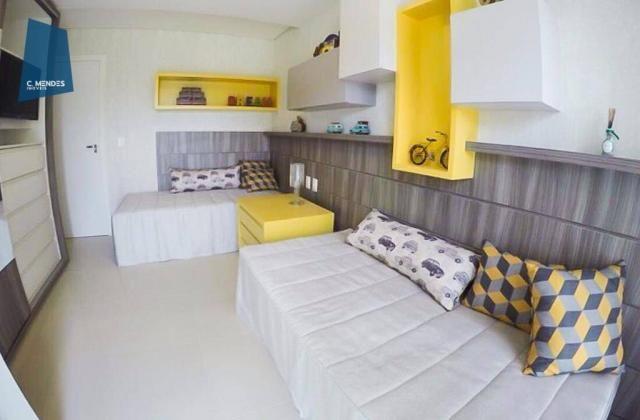Casa à venda, 205 m² ou 213 m², 3 ou 4 Suítes, 3 vagas, Sapiranga, Fortaleza. - Foto 6