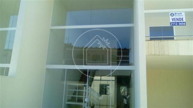 Casa à venda com 4 dormitórios em Jardim guanabara, Rio de janeiro cod:807915 - Foto 2
