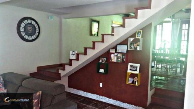 Casa residencial à venda, carangola, petrópolis - ca0002. - Foto 8