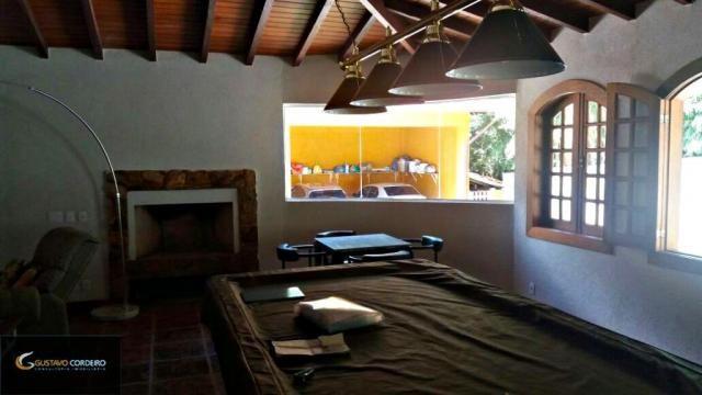 Casa residencial à venda, carangola, petrópolis - ca0002. - Foto 16