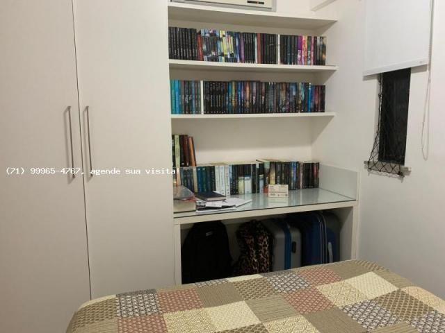 Apartamento para venda em salvador, armação, 3 dormitórios, 1 suíte, 3 banheiros, 2 vagas - Foto 9