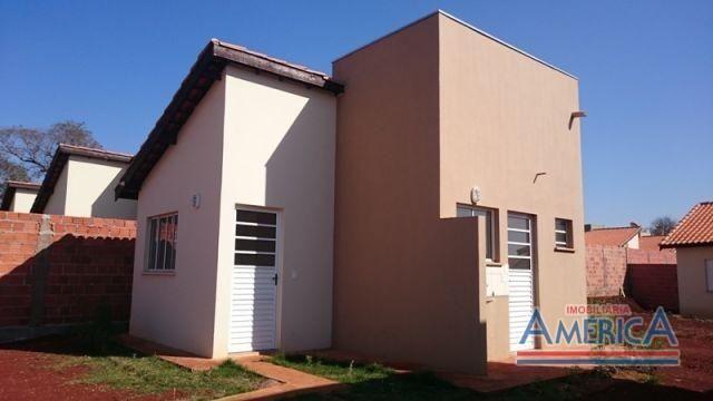8272 | casa para alugar com 2 quartos em vila roma ii, dourados - Foto 2