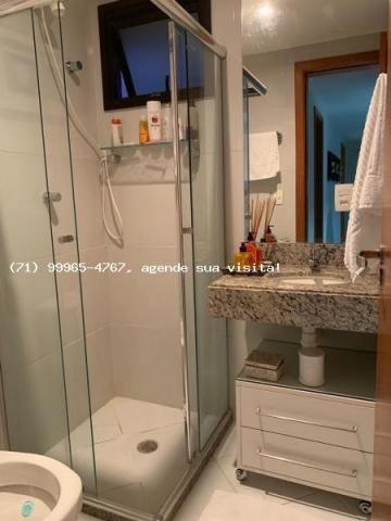 Apartamento para venda em salvador, armação, 3 dormitórios, 1 suíte, 3 banheiros, 2 vagas - Foto 13